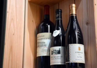 Nos bonnes bouteilles, Comptoir Saint Sébastien