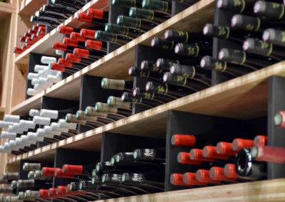 Comptoir saint Sébastien, la cave à vins