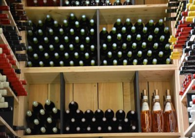 Notre cave à vins, Comptoir St-Sébastien