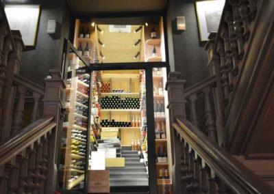Comptoir Saint Sébastien la cave à vins