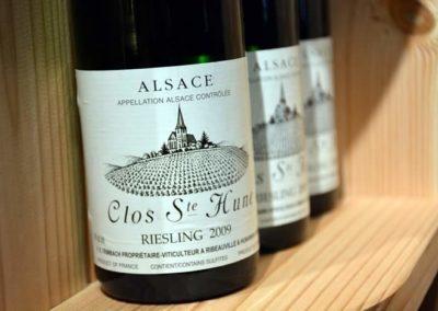 Le Riesling d'Alsace du Comptoir St-Sébastien