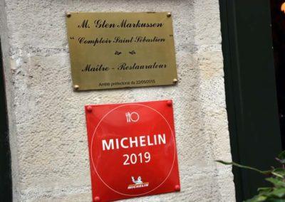 Devanture du restaurant Comptoir Saint Sébastien